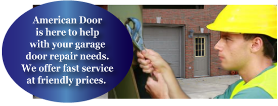 American Door is here to help you with garage doors, garage door repair and garage door remotes.